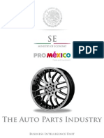 Auto Industry Structure