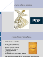 Literatura Árabe Medieval
