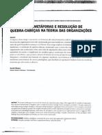 Morgan 2005_Paradigmas em Estudos Organizacionais
