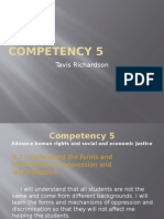 competency 5 wwb