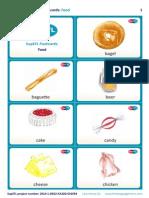 SupEFL Flashcards Food ENGLISH