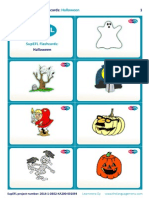 SupEFL Flashcards Halloween