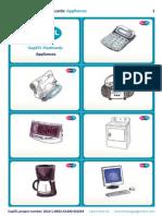 SupEFL Flashcards Appliances