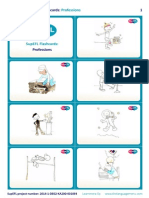 SupEFL Flashcards Professions
