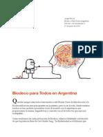 Presentacion en Argentina 27.6.15
