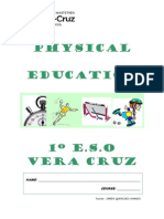 Physical Education 1st of ESO