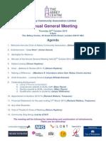 ACAL AGM 2015 - Agenda