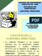 Auditoria Tributaria ULTIMO