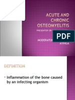 ACUTE AND CHRONIC OSTEOMYELITIS-1.ppt