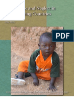 Child Abuse and Neglect in Developing Countries