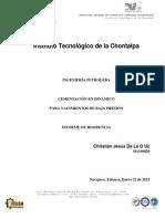 Cementación En Dinámico Para Yacimientos De Baja Presión .pdf