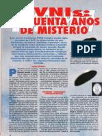 Ovnis. Cincuenta Años de Misterio R-006 Nº100 - Mas Alla de La Ciencia - Vicufo2