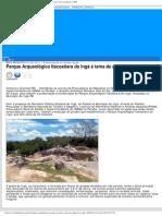 Parque Arqueologico Itacoatiara Do Inga