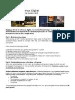 Digital Panorama Brainstorming