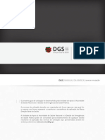 Manual de Identidade Visual - DGSaúde