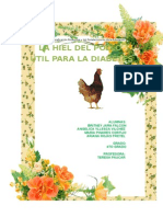 La Huiel Del Pollo