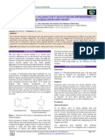 DETERMINATION OF TWO ANALGESICS (ACETYL SALICYLIC ACID AND ACETAMINOPHEN) BY A SINGLE CHROMOGENIC REAGENT
