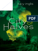 City of Halves by Lucy Inglis (Excerpt)