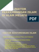 Faktor-faktor Perkembangan Islam Di Alam Melayu