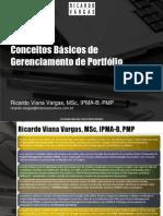 Ricardo Vargas Conceitos Basicos Gerenciamento Portfolio Ppt Pt