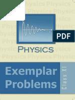 Physics - Exemplar class XI