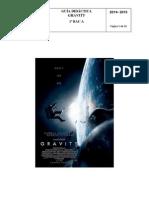 Guía Didáctica Gravity Alumnos