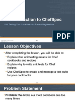 10-Introduction to Chefspec