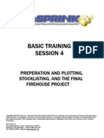 Basic Training - Session No. 4