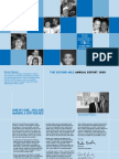 Second Mile 2008 Annual Report