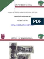 INSTALACIONES ELECTRICAS ESPECIALES
