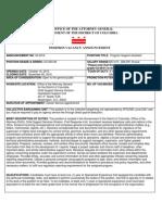 Vacancy No 03-2016 Program Support Assistant CS-06 (5)
