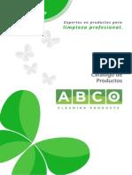 Catalogo Abbco