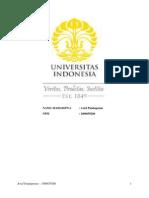 Visi Misi Dan Strategi Empat Perusahaan Publik Di Indonesia