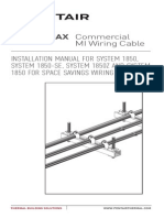 Fire Rated Wiring Install Guide