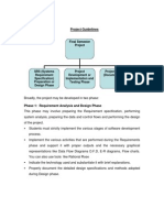 IT Project Guidelines