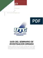 Guía Seminario Deinvestigación Dirigida