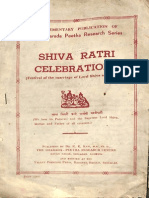 Shiva Ratri Celebrations - Sharada Peeth Research Papers.pdf
