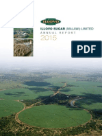 Illovo Sugar Malawi Ltd 2015 Annual Report