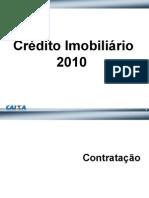 Balanço CEF Habitação 2010