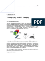 17 Tomography and 3D Imaging