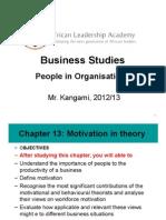People in Organisation