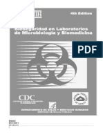 Manual de Bioseguridad (CDC NIH)