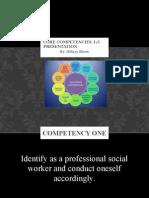 competence presentation 1-5