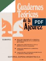 Cuadernos teoricos 55