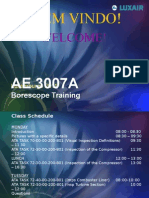 AE 3007A Borescope Training
