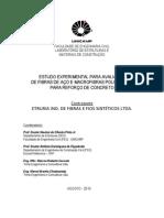 Relatório Fibras Etruria STICKLOCK