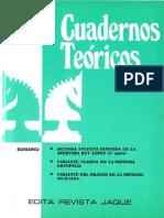 Cuadernos teoricos 34