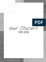 [Tommy Tenney] God Chasers for Kids(Bokos-Z1)