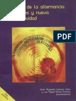 2005. de La Cultura Politica a La Politica de La Cultura