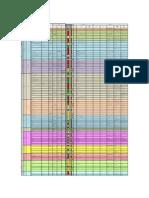 Matriz de Riesgo Textiles Del Pacifico s
